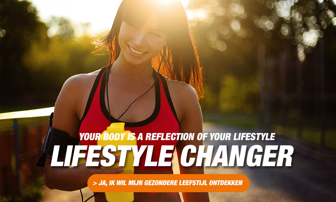 Lifestyle Changer bij The Factory in Rijen